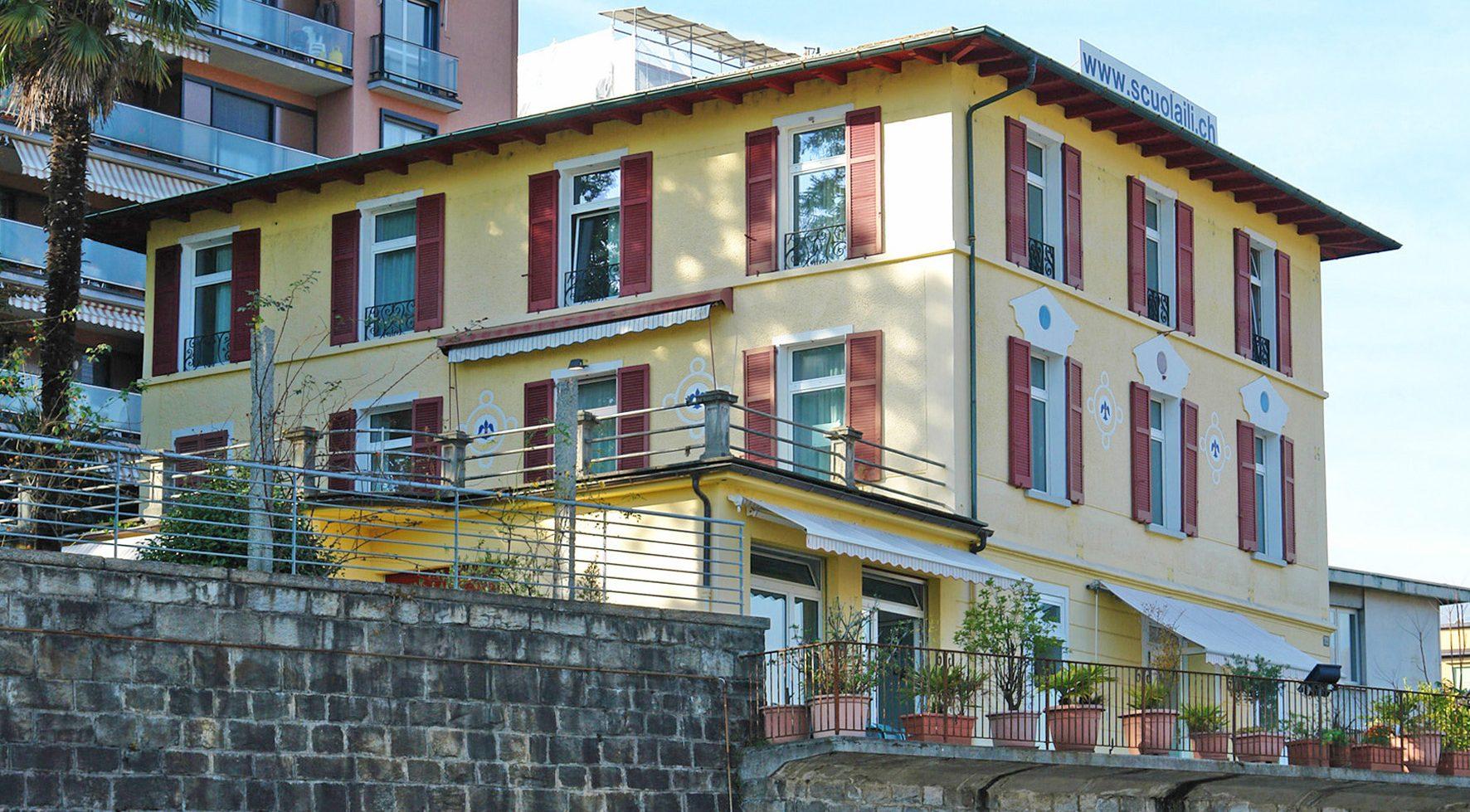 ILI school building