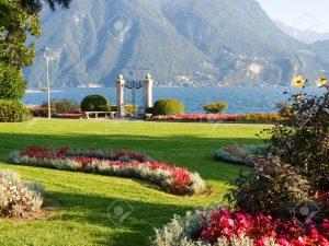 Lugano, Switzerland: Park of the City