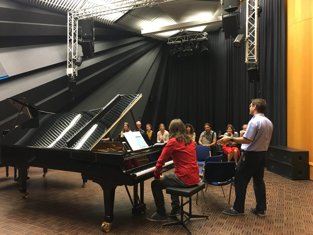 ILI Students @concert